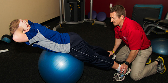 Return To Sports Rehabilitation