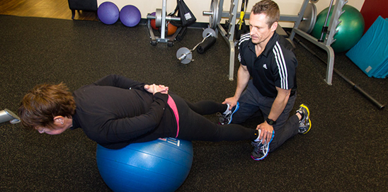 Senior Balance & Flexibility Program